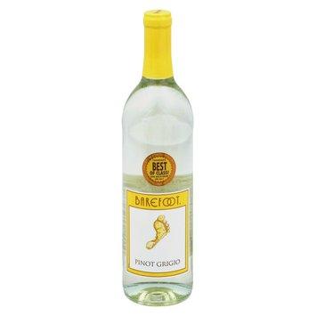 Gallo Barefoot Pinot Grigio Wine 750 ml