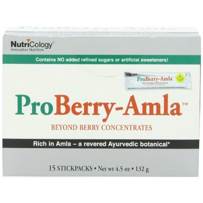 Nutricology Proberry Amla Powder, 9.27 Ounce