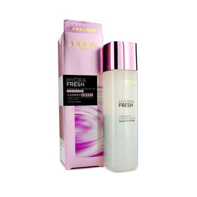 L'Oréal Paris Hydra Fresh Hydration Antiox Active Mask-In Lotion