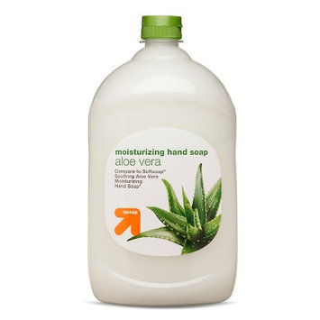 up & up Moisturizing Hand Soap Aloe Vera 64-oz.