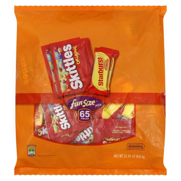 Skittles Starburst Fun Size 31.9 oz