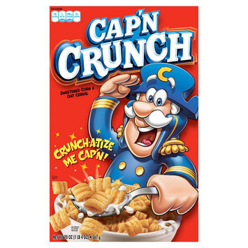 Cap'n Crunch's, 22 oz