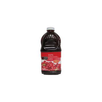Market Pantry 100% Cranberry Juice - 64 oz.