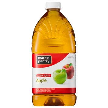 Clement Pappas Market Pantry 100% Apple Juice - 64 oz.