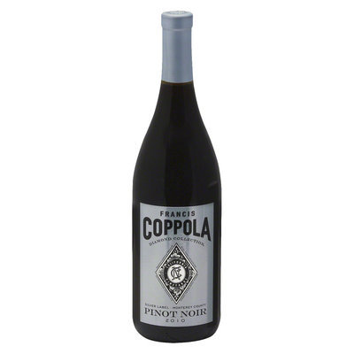 Francis Coppola Diamond Collection Monterey County 2010 Pinot Noir