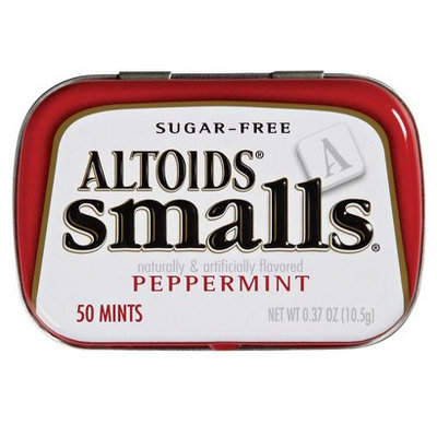 Altoids Smalls Peppermint Sugar-Free Mints