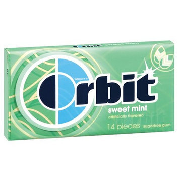 Orbit Sweet Mint Sugar-Free Gum 14 ct