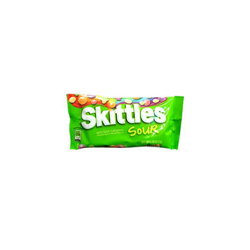 Skittles Sour Fruit Candy 1.8 oz