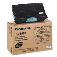 Panasonic Black Toner Cartridge - Laser - 12000 Page - Black