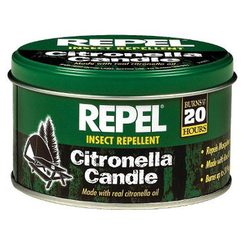 Repel Insect Repellent Citronella Candle 10-oz.