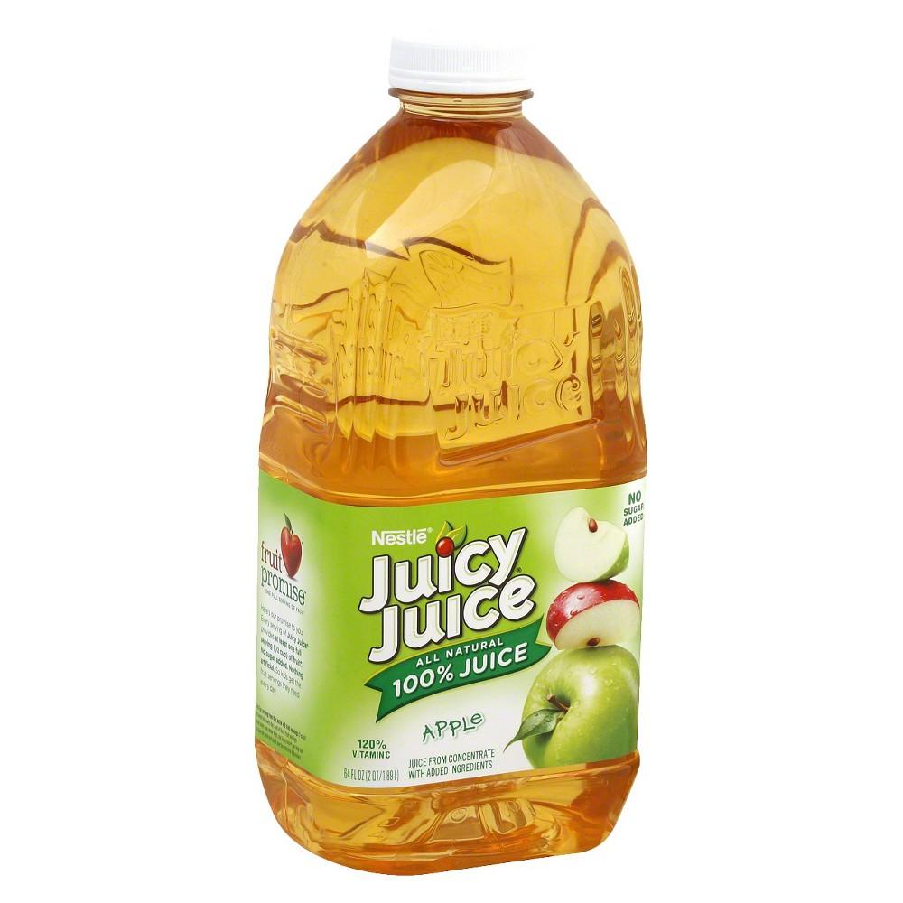 Juicy Juice Apple 100% Juice 64 oz
