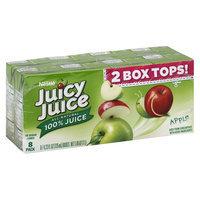 Juicy Juice Apple 100% Juice Small Box 8 pk