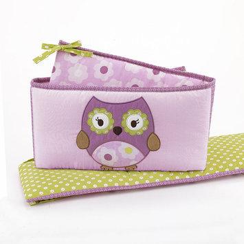 CoCaLo Owl Wonderland Crib Bumper Set