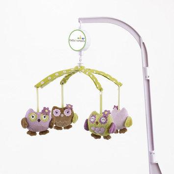 CoCo & Company Owl Wonderland Musical Mobile (Purple)