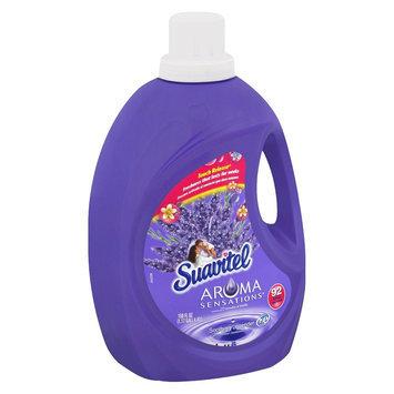 Suavitel Aroma Sensations Soothing Lavender Liquid Laundry Detergent 135 oz
