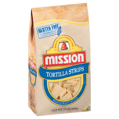 Mission Restaurant Style Tortilla Strips 16 oz