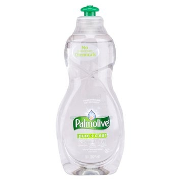 Palmolive Ultra Concentrated Dish Liquid Pure + Clear