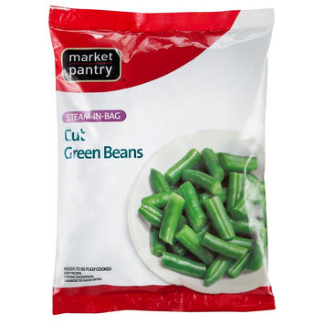 Market Pantry Frozen Cut Green Beans 16 oz