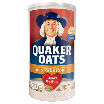 Quaker Old Fashioned Rolled Oats 42 oz