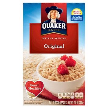 Quaker® Instant Oatmeal Original