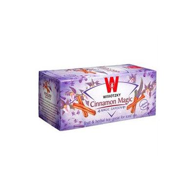 Wissotzky Tea Cinnamon Magic Tea / Box of 20 bags
