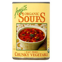 Amy's Kitchen Amy's Organic Fat Free Chunky Vegetable Soup 14.1 oz