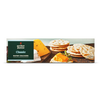 Archer Farms Classic Water Crackers 4.4 oz