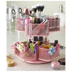 Nifty 9350 Cosmetic Carousel - Pink