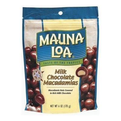 Mauna Loa Milk Chocolate Covered Macadamias