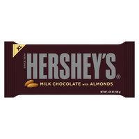 Hershey's Milk Chocolate with Almonds Bar