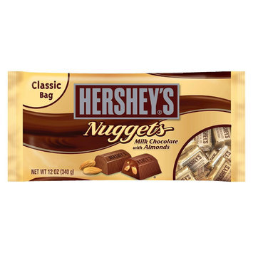 Hershey's Nuggets Milk Chocolate with Almonds