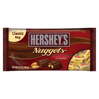 Hershey's Nuggets Special Dark with Almonds 12 oz