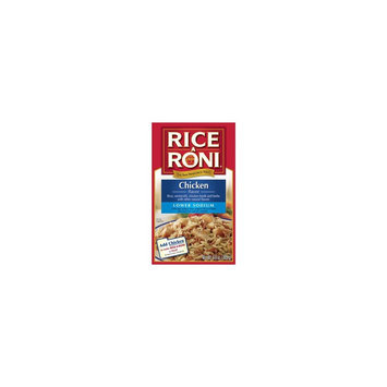 Rice A Roni Rice-A-Roni Lower Sodium Chicken Rice 6.9 oz