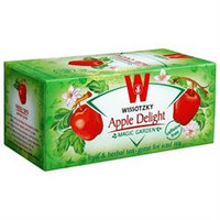 Wissotzky Tea Apple Delight Tea / Box of 20 bags