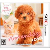 Nintendogs + Cats: Toy Poodle - Nintendo 3DS