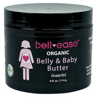 Bamboobies Bell-ease Organic Belly and Baby Butter - Unscented