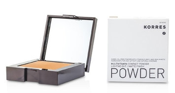 KORRES Multivitamin Compact Powder Lightweight/Matte Finish