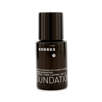 KORRES Wild Rose Brightening & Long Lasting Foundation SPF 20