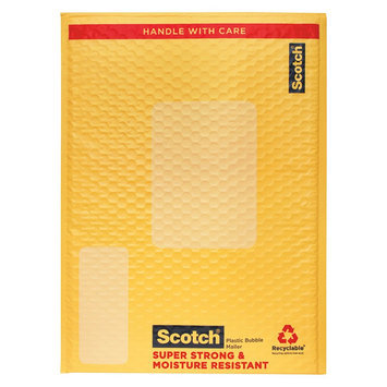 Scotch Plastic Bubble Mailer
