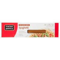 Market Pantry Whole Wheat Spaghetti 13.25 oz