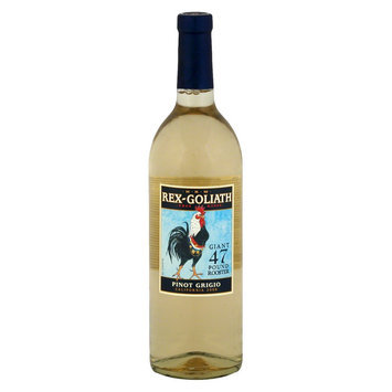 Constellation Brands Rex-Goliath California 2008 Pinot Grigio Wine 750 ml