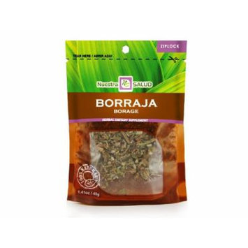 Borraja - Borage Herbal Tea 3 Pack Cold Remedy