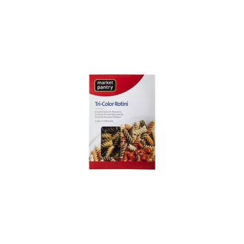 Market Pantry Tri Color Rotini 12 oz