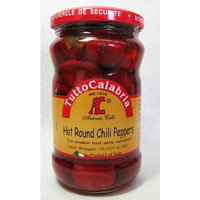 Tutto Calabria Hot Round Chili Peppers