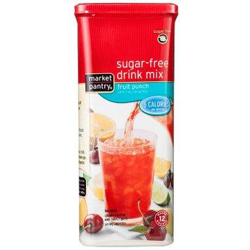 Market Pantry Sugar-Free Fruit Punch Drink Mix 2 oz