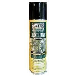 Sawyer Permethrin Premium Insect Repellent Aerosol Spray for Clothing