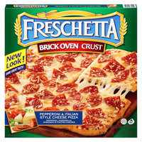 Freschetta Brick Oven Italian Pepperoni Pizza