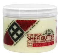 Alaffia - Everyday Shea Fair Trade Shea Butter Passion Fruit - 11 oz.