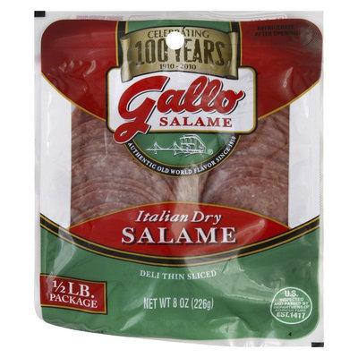 Gallo Italian Dry Salami 8 oz