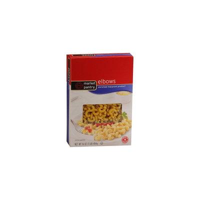 Market Pantry Elbows Pasta 16 oz